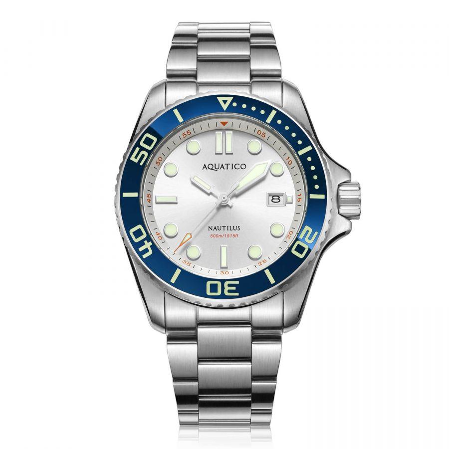 Aquatico Nautilus II Blue White