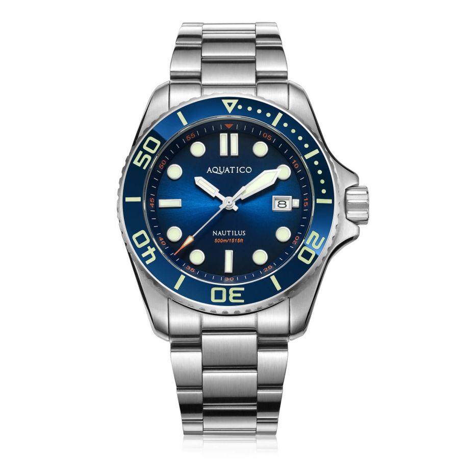 Aquatico Nautilus II Blue
