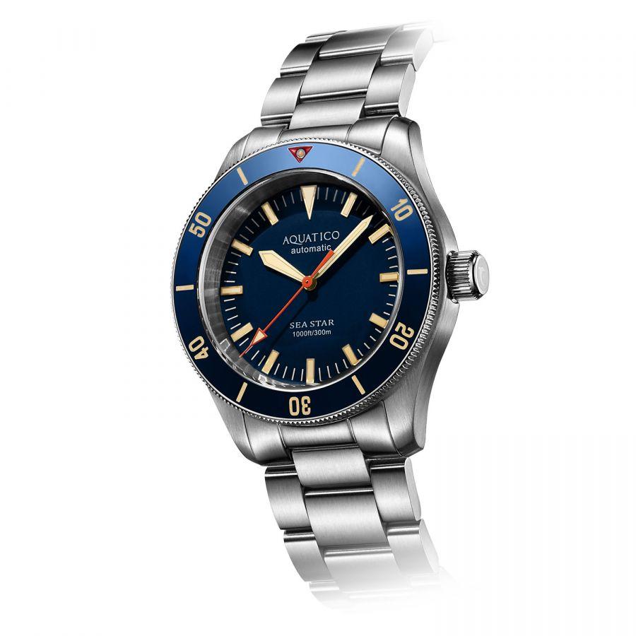 Aquatico Sea Star V2 Blue AQ1009S-BL