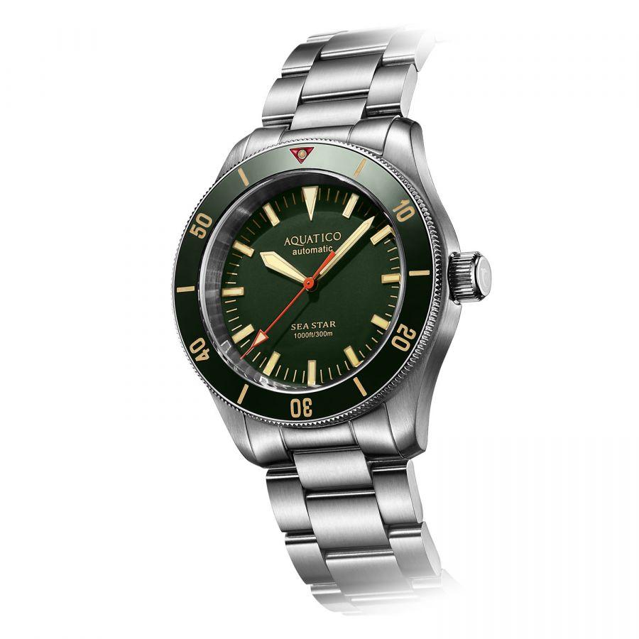 Aquatico Sea Star V2 Green AQ1009S-GR