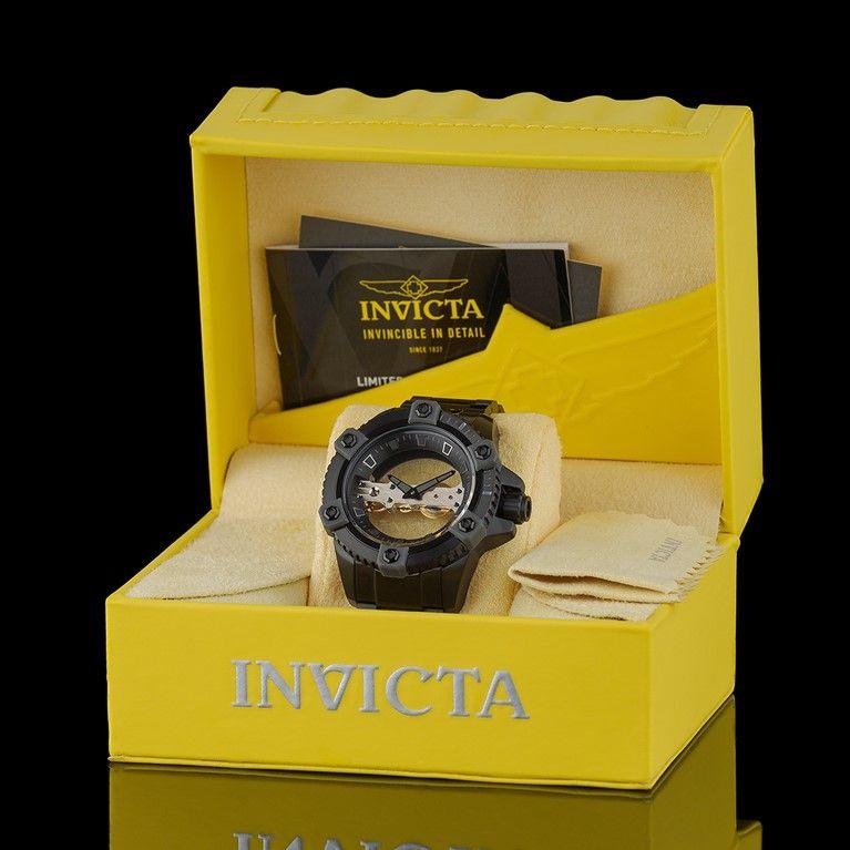 Invicta Arsenal Ghost Bridge Limited Edition 26487