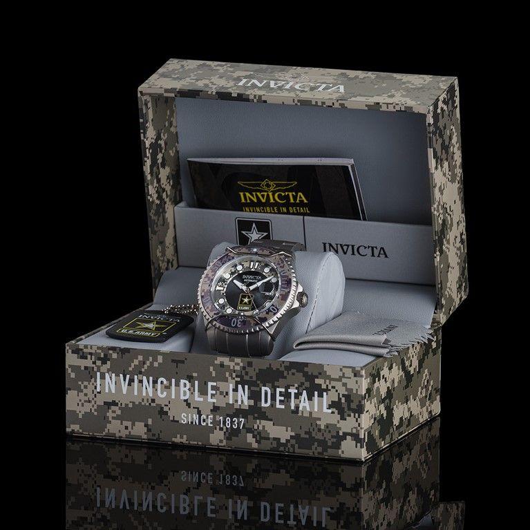Invicta Pro Diver Army 31851