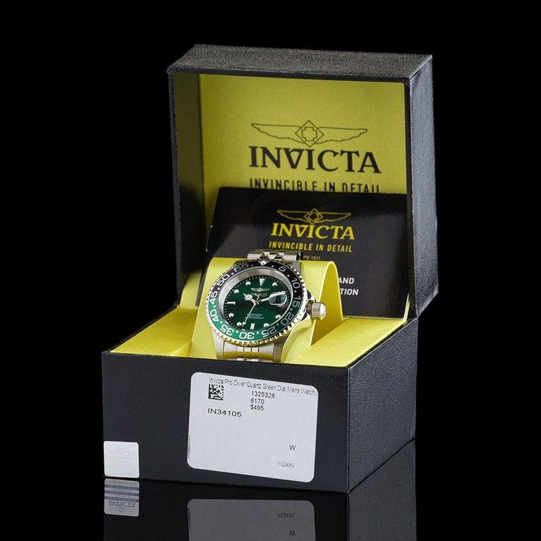 Invicta Pro Diver 34105