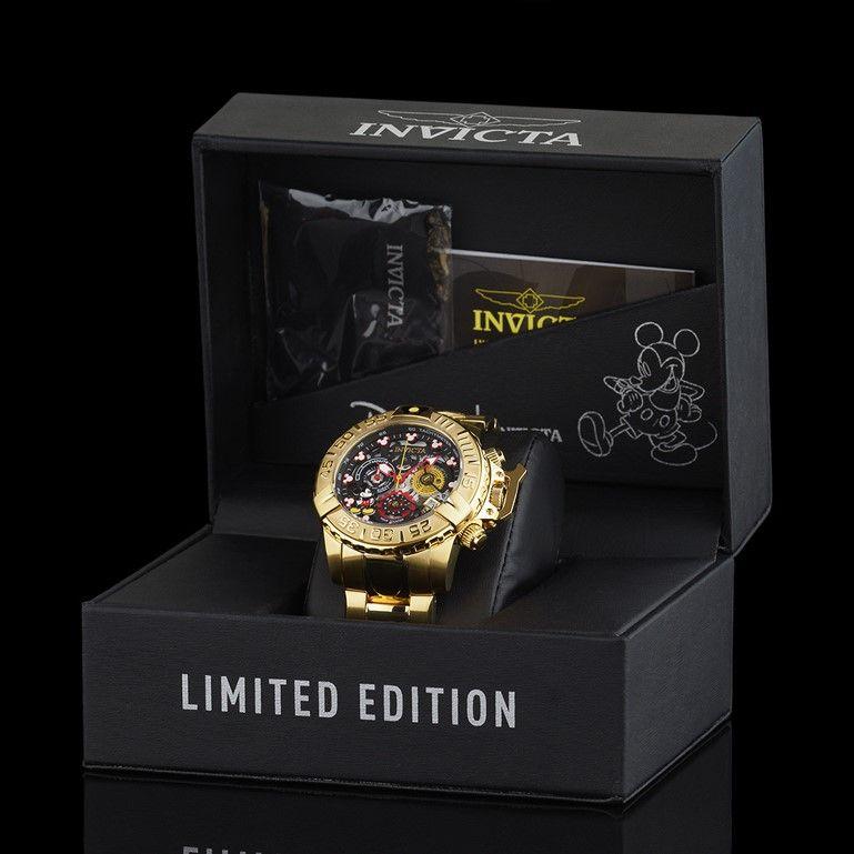 Invicta Disney Limited Edition 24504