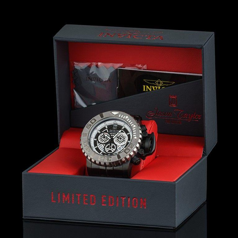 Invicta Jason Taylor Limited Edition 33995