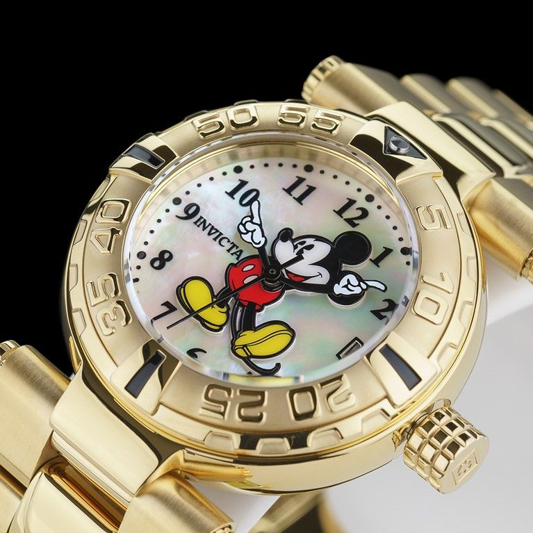 Invicta Disney Mickey Mouse Limited Edition 25672