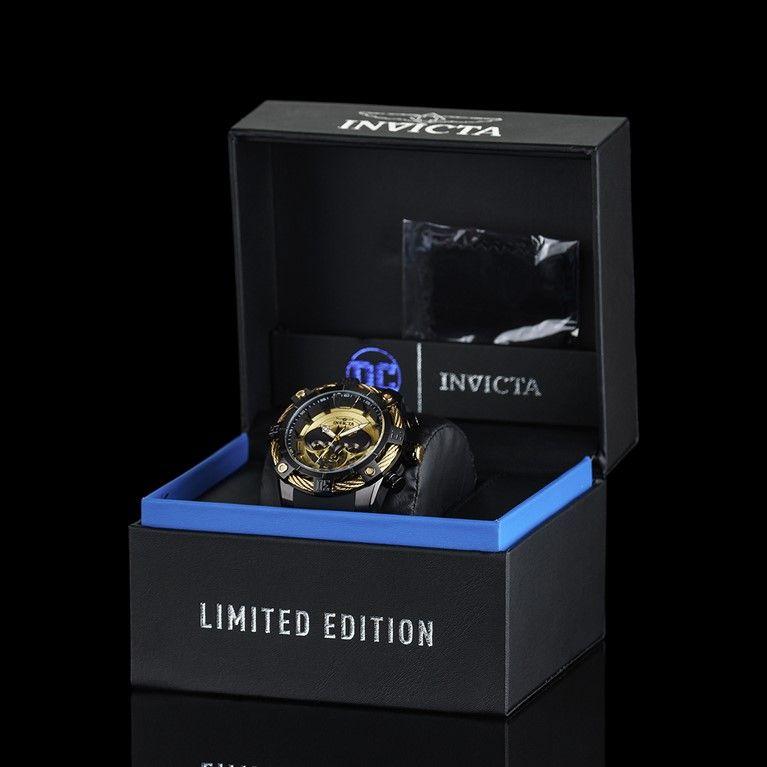 Invicta DC Batman Limited Edition  33165