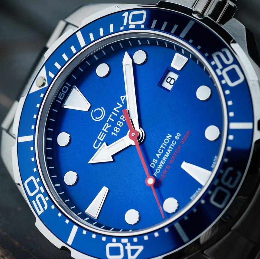 Certina C032.407.11.041.00 DS Action Diver Aqua