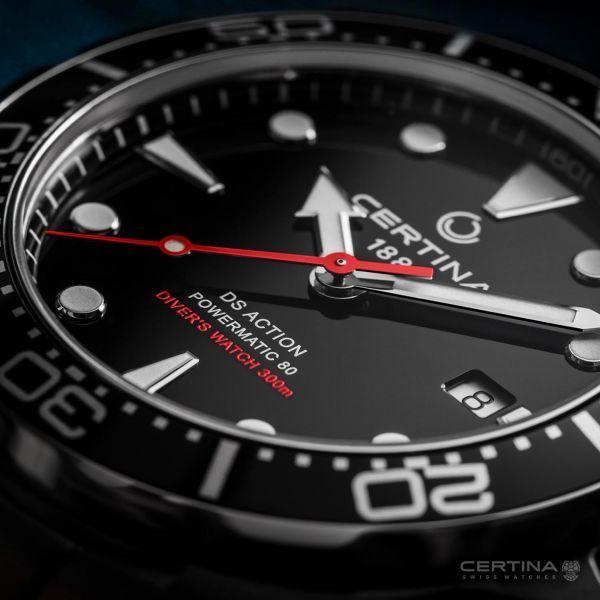 Certina C032.407.11.051.00 Action Diver Aqua