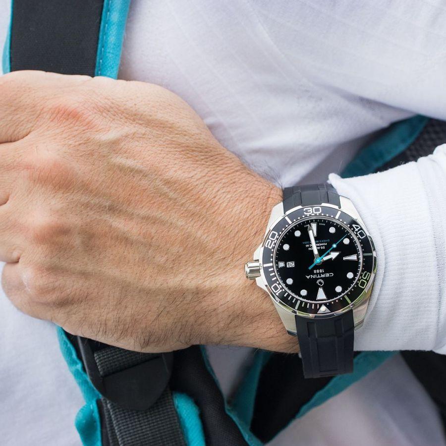 Certina C032.407.17.051.00 Action Diver Aqua