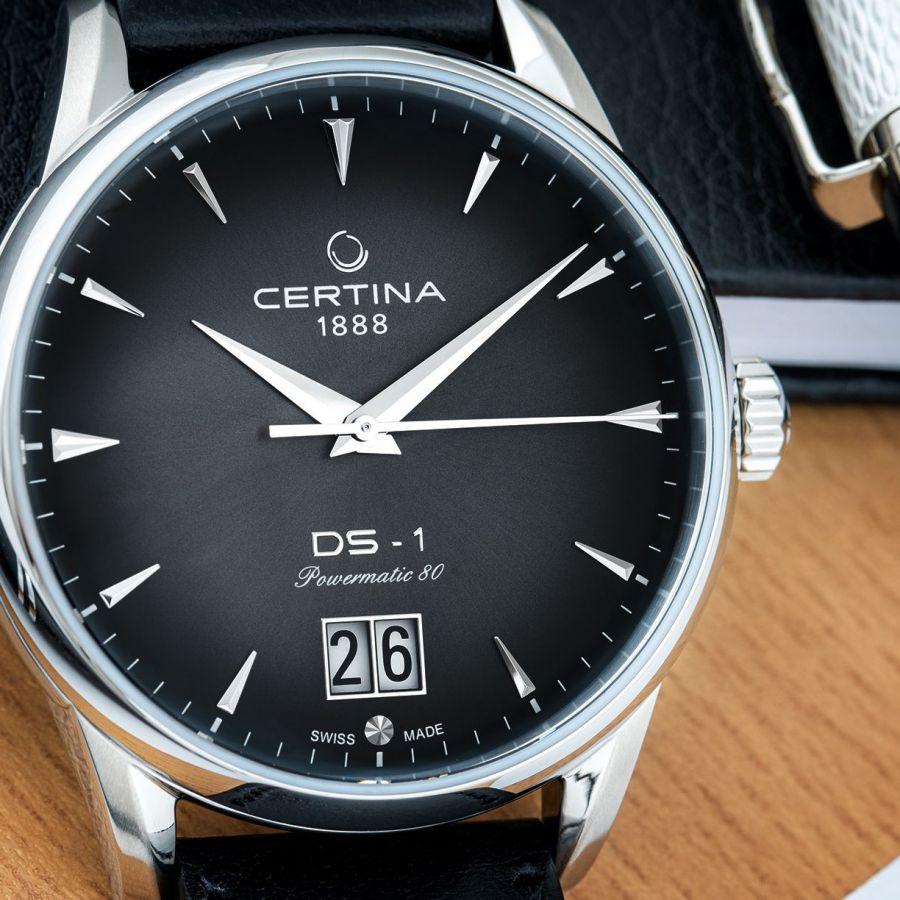 Certina C029.426.16.051.00 DS-1 BIG DATE Urban