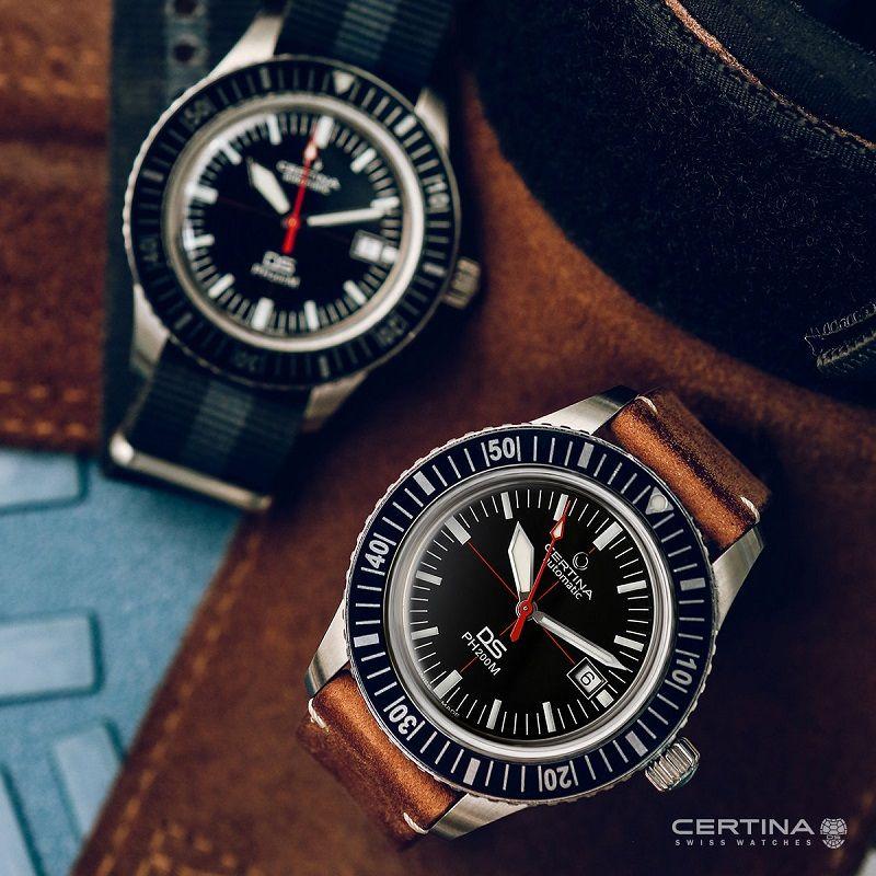 Certina C036.407.16.050.00 DS Heritage