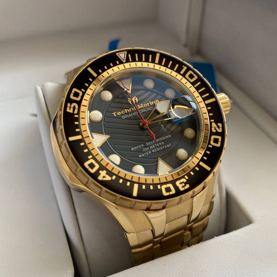 Technomarine Cruise Blue Reef TM-118074