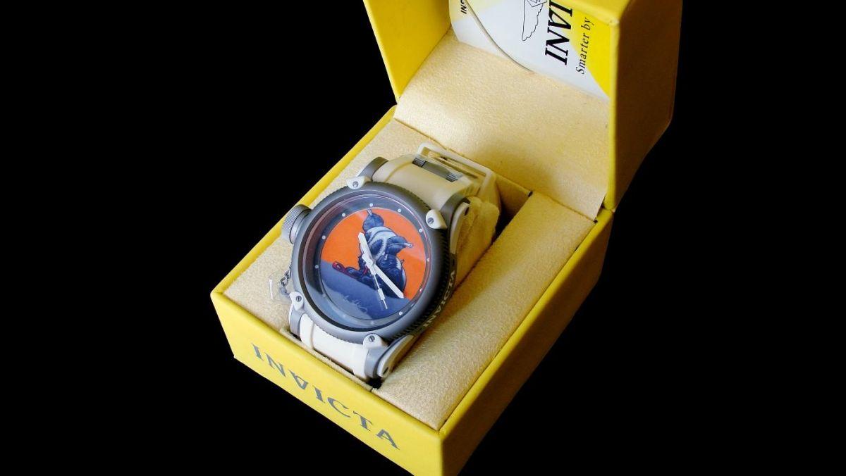 Invicta Artist Limited Edition 11153