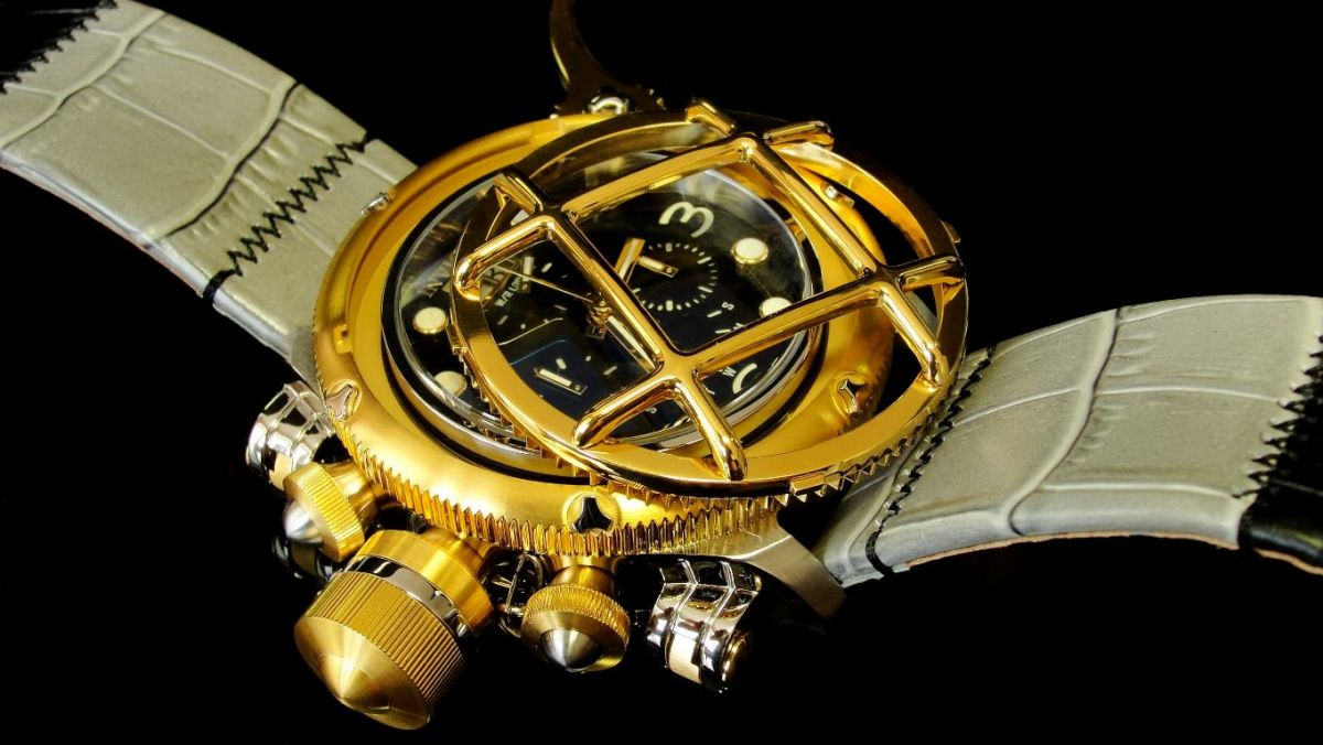 Invicta Russian Diver Nautilus 17345