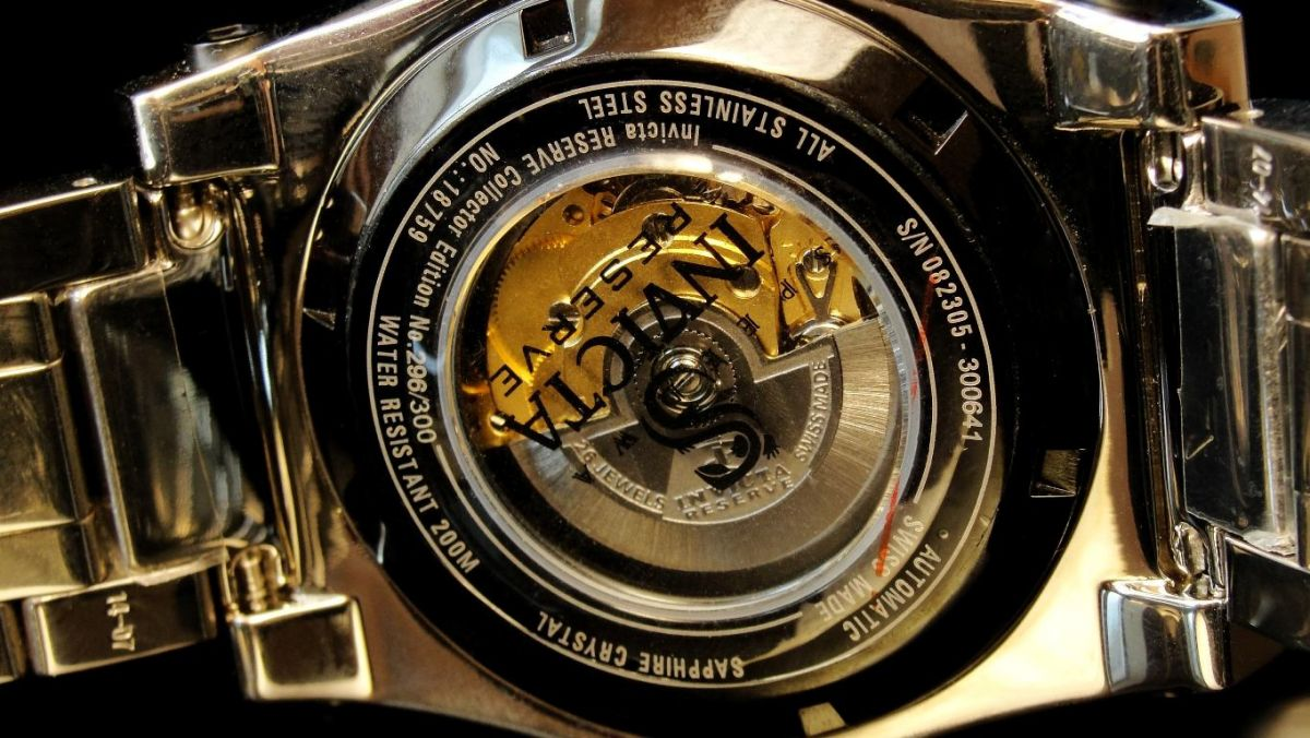 Invicta Speedway Automatic Limited Edition 18759