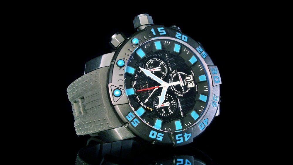 Invicta Sea Base Limited Edition 14252