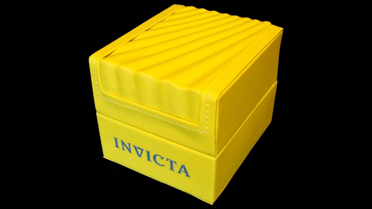 Invicta Jason Taylor Limited Edition 15885
