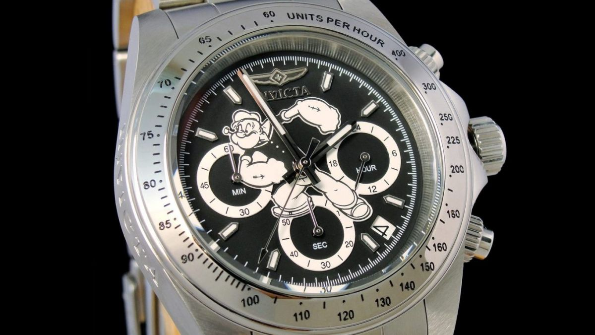 Invicta Character Popeye Limited Edition 24482