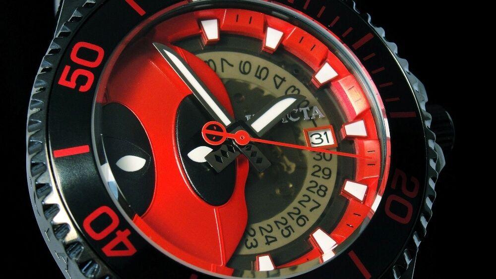 Invicta Marvel Deadpool Limited Edition 27153