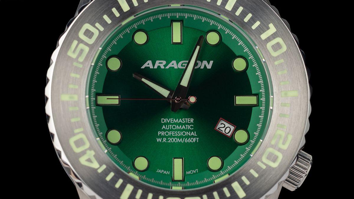 Aragon EVO A254GRN