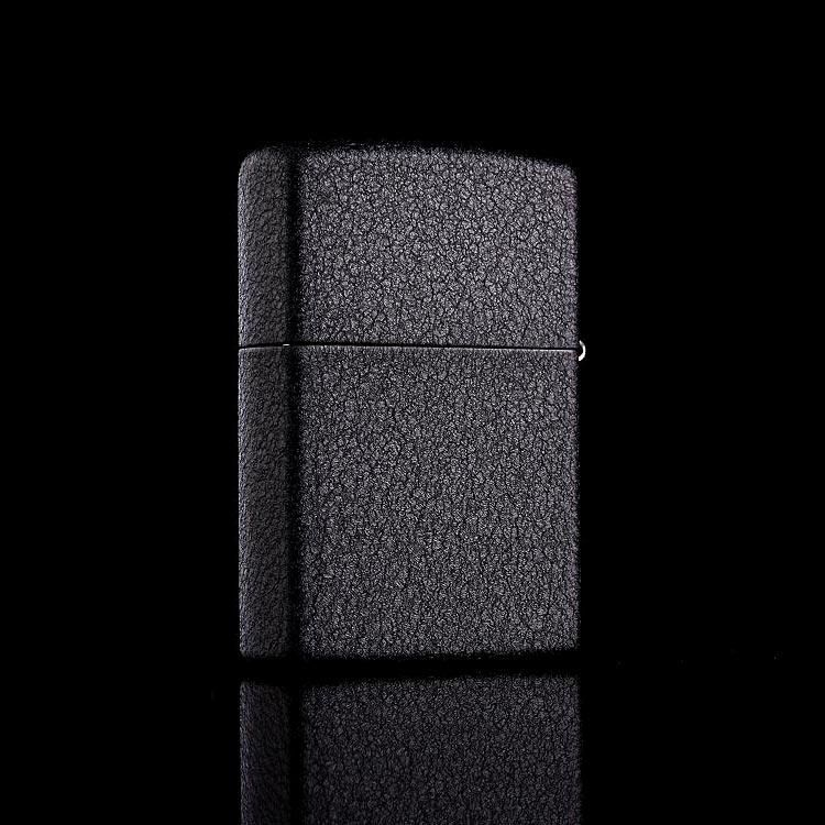 Zippo 236 Reg Black Crackle