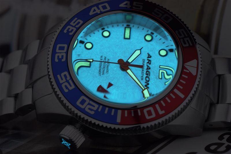 Aragon Divemaster IIIA336WHT 50мм