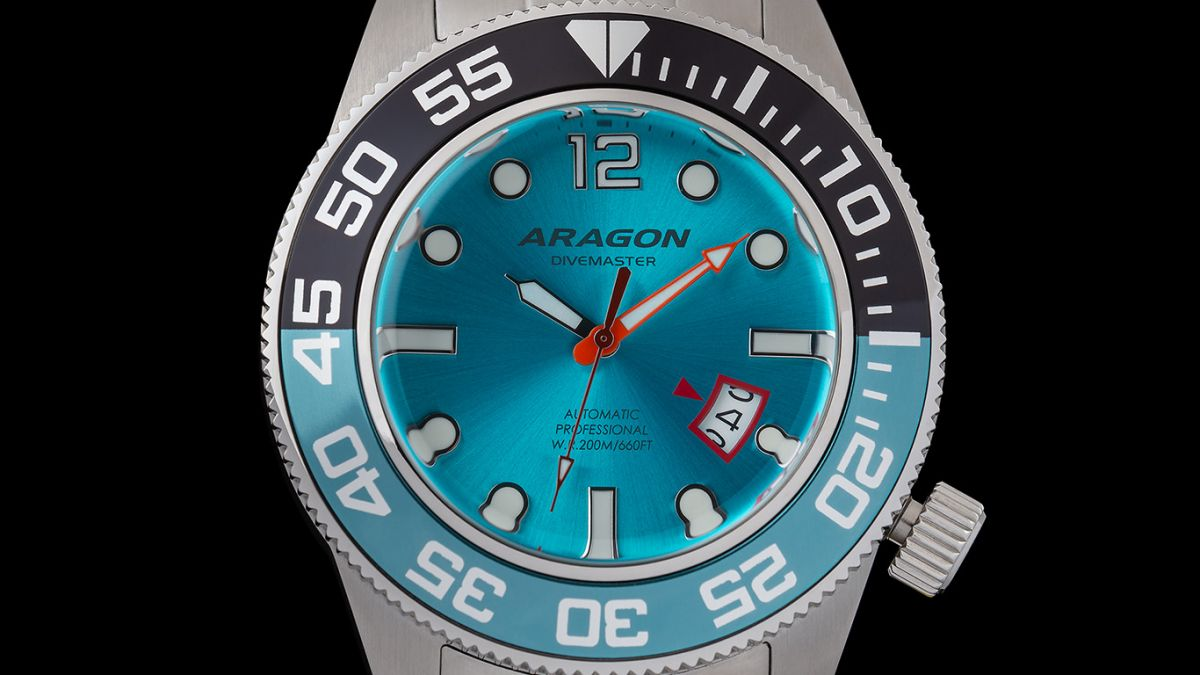 Aragon Divemaster 3 A336AQU 50 мм